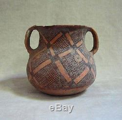 ANCIENT CHINESE NEOLITHIC POTTERY VESSEL, Kansu, Yangshao Culture, ca. 2500 B. C