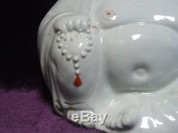 Antique Chinese 19/20C porcelain Buddha 10 good condition