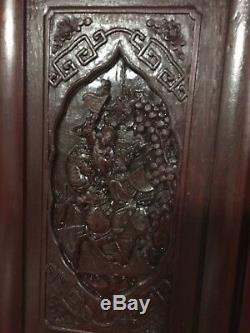 Antique Chinese Wedding Bed