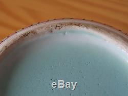 C. 19th Antique Chinese Famille Rose Purquoise Pink Porcelain Ginger Jar Pot