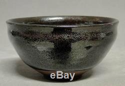 Chinese Jin Dynasty Henan Oil-Spot Tea Bowl
