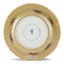 Chinese Kangxi Fish & Crab Painted Porcelain Dish 1662-1722