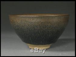 Chinese Tea Bowl TENMOKU / / W 12 × H 6.7 cm / After 2000