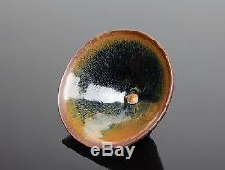 EX BONHAMS Fine Chinese Jinyao Hares Fur Bowl Song Dynasty