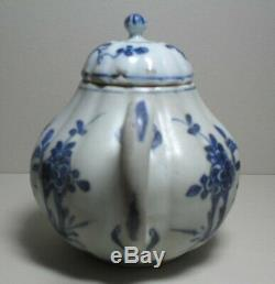 YONGZHENG circa 1730 CHINESE EXPORT PEAR SHAPE CA MAU SHIPWRECK TEAPOT