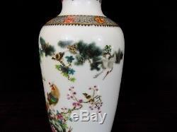25 Paires Assorties De Vases En Porcelaine De Chine De Jingdezhen En Miroir Image