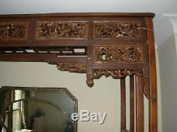 Antique Chinese Bed