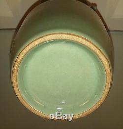 Antique Mallet Chinois 'longquan' Celadon Vase'kinuta