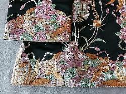 Belle! Robe De Mariée Chinoise Fil Métallique Brodé