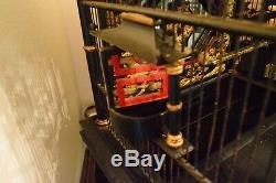 Cage À Oiseaux Chinoise (asiatique) Du Milieu Du Xxe Siècle