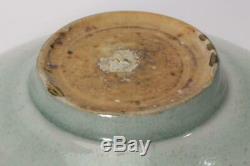 Ccvp39 Chinois Antique Porcelaine Bleu Blanc Bol Yingaing Dynastie Des Song