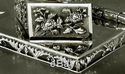 Chinese Export Argent Encre Stand C1890
