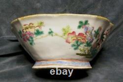 Cina (chine) Vieille Et Fine Tasse Chinoise De Porcelaine