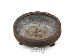 Encensoir En Bronze À Sceau Bronze