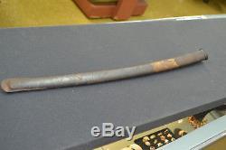 Épée De Police Antique Rare Chinoise Japonaise