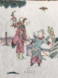 Jardinière En Porcelaine De Chine Famille Rose