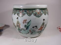 Kangxi Style Famille Bol En Porcelaine De Chine Vase Quality Chine Top