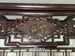 Lit De Mariage Chinois Antique