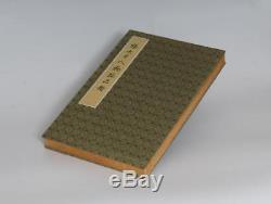 Livre De Parchemins Peints À La Main Fine Chinois Zhangdaqian Marqués 460cm (l902)