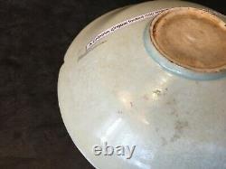 Pivoine Chinoise Antique Qingbai-carved Floriforme Bowl, Dynastie Song