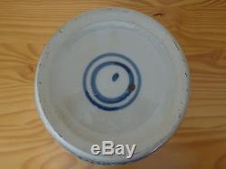 Pot De Gingembre Double Bonheur Japonais En Porcelaine Bleue Et Blanche Antique De Kangxi