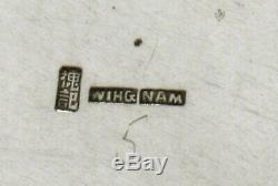 Tasse D'argent D'exportation Chinois C1890 Wihg Nam