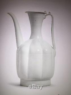 Théière En Porcelaine De Chine, Dynastie Des Song Qingbai