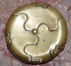Un Encensoir En Bronze Chinois Du 16ème / 17ème Siècle Sur Pied Xuande Ming Marque Et Période