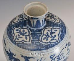 Une Paire Rare Et Importante Dynastie Chinoise Ming Wan LI Mei Ping Vases